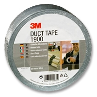 3M 1900 Silver Cloth/Duct Tape
