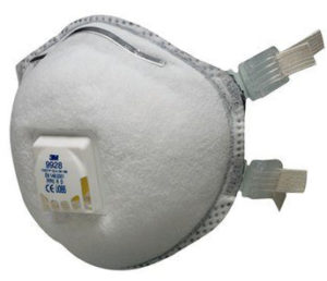 3M™ 9928 Disposable Respirator Mask