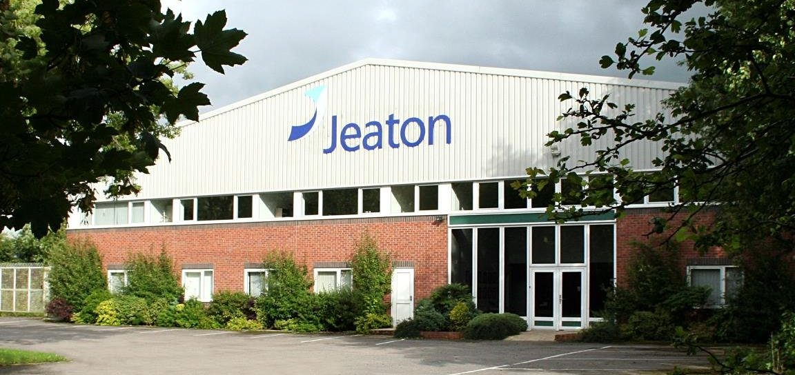 Jeaton Ltd. head office Preston, Lancashire