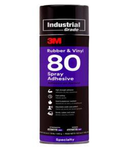 3M Spray 80 Adhesive