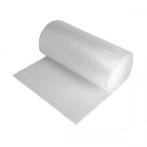 Small bubble wrap roll