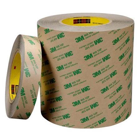 3M™ Adhesive Transfer Tape 468MP rolls