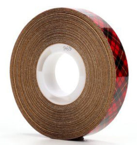 3M™ ATG Adhesive Transfer Tape 926 red and black roll