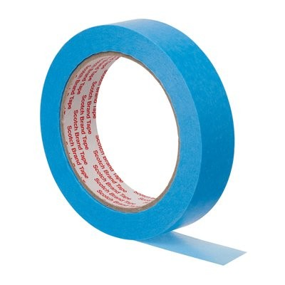 3M™ Aqua Washi Tape masking tape roll