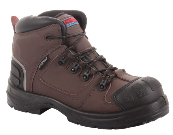 Blackrock® Olympus Safety Boot brown colour