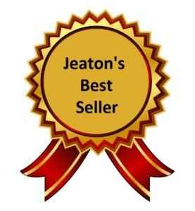 Jeaton's best seller logo