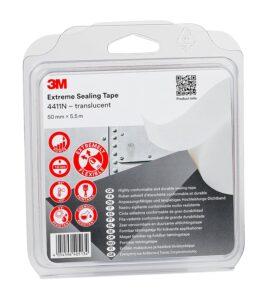 3M Extreme Sealing Tape 4411N, 50mm x 5.5m 1