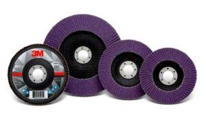 3M™ Flap Disc 769F, 115 mm 1