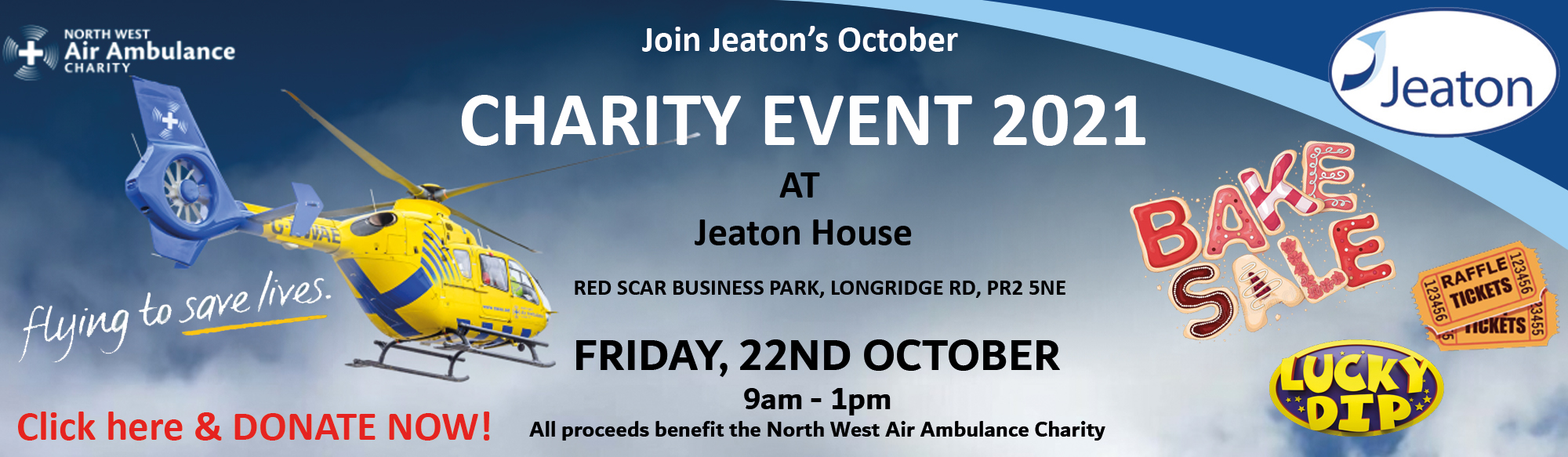 Jeaton October Charity Event 2021 banner v2