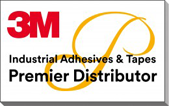 3M Adhesives distributor logo